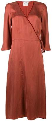 Forte Forte wrap dress