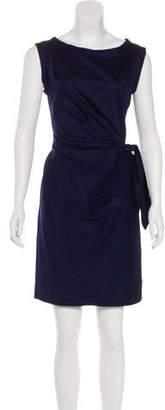 Diane von Furstenberg Sleeveless Pleated Dress