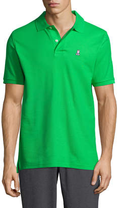 Psycho Bunny Men's Classic Pima Cotton Polo