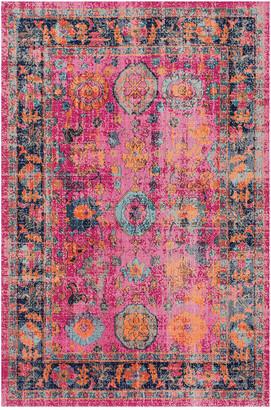 nuLoom Persian Garden Cotton Blend Rug