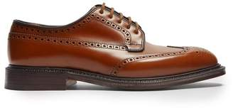 Church's Grafton Leather Brogues - Mens - Brown