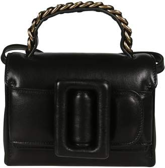 Boyy Small Chain Trimmed Tote