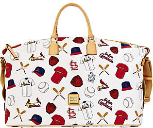 Dooney & Bourke MLB Cardinals Duffel Bag