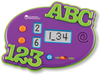 Learning Resources Inc Learning Resources Abc & 123 Electronic Flash Card