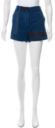 Acne Studios Lightweight Denim Shorts