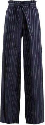 Osman Paloma paperbag-waist trousers