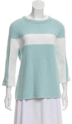 Alexander Wang Three-Quarter Sleeve Knit Sweater