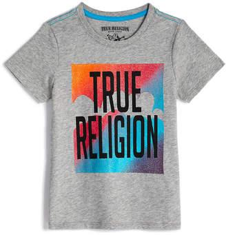 True Religion RAINBOW CLOUD TEE