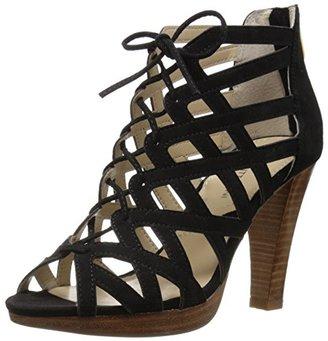 Adrienne Vittadini Footwear Women's Anjolie-1 Platform dress Sandal $58.79 thestylecure.com