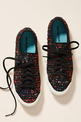 SeaVees Monterey Tweed Sneakers
