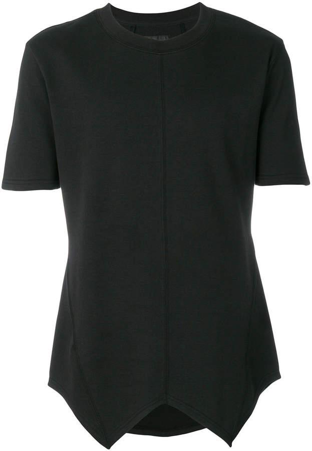D.Gnak asymmetric style T-shirt