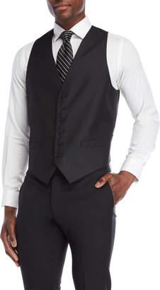 Tommy Hilfiger Black Solid Vest