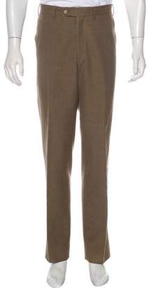 Luciano Barbera Corduroy Wool-Blend Pants