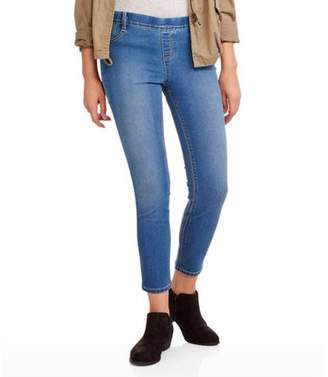 l.e.i. Juniors' Luxe Pull-On Ankle Jegging Pants