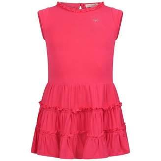 Lili Gaufrette Lili GaufretteGirls Fuchsia Jersey Dress