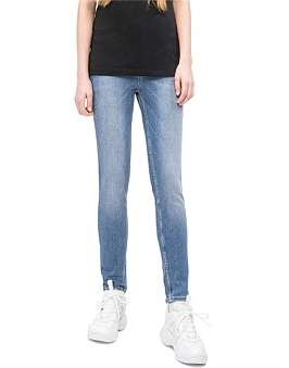 Calvin Klein Ckj 010 High Rise Skinny Ankle