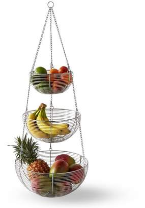 Williams-Sonoma Hanging Wire 3-Tier Fruit Basket
