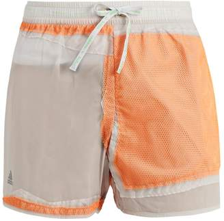 adidas Decon contrast-panel shorts