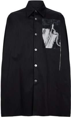 Raf Simons Chain Detail Overshirt
