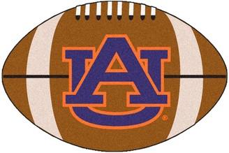 NCAA Fanmats FANMATS Auburn Tigers Football Rug