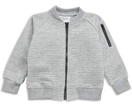 Sovereign Code Boys' Ribbed Zip-Up Sweater - Little Kid, Big Kid
