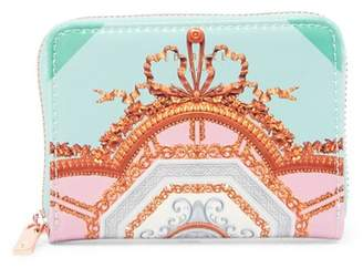 Ted Baker Charlen Versailles Small Zip Leather Coin Purse