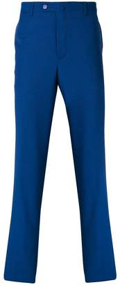 Billionaire straight leg trousers
