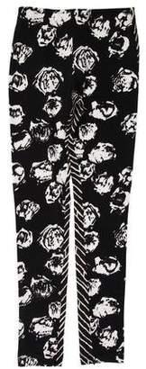 Ungaro Mid-Rise Printed Pants