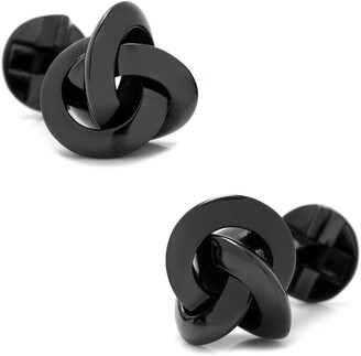 Cufflinks Inc. Cufflinks, Inc. Black Knot Cuff Links