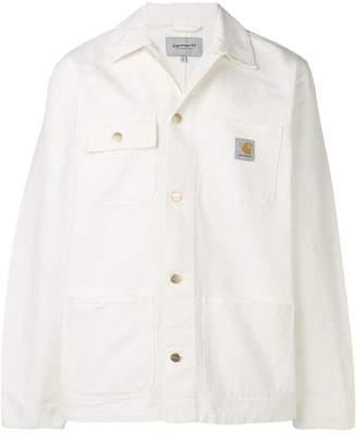 Carhartt heritage shirt jacket