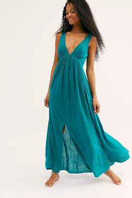 The Endless Summer Whos That Girl Maxi Dress