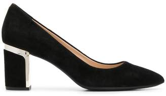 DKNY pointed toe pumps