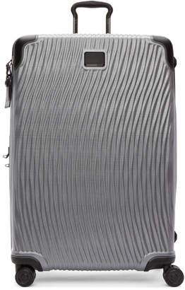 Tumi (トゥミ) - Tumi シルバー Latitude ワールドワイド トリップ パッキング スーツケース
