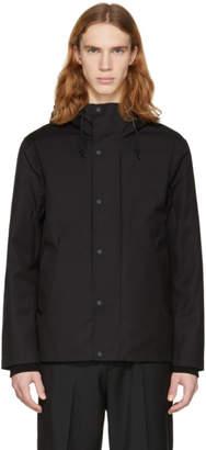 Mackage Black Down Boris Hooded Jacket