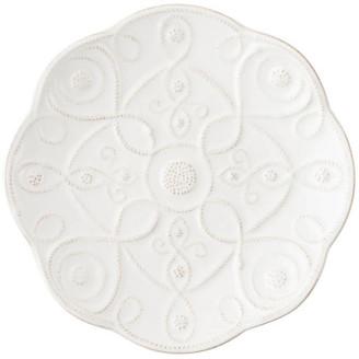 Juliska Landriana Dessert Plate - White