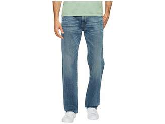 7 For All Mankind Austyn Relaxed Straight in Bastille Sun Men's Jeans