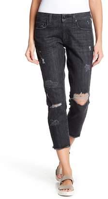 Derek Lam 10 Crosby Denim Mila Mid Rise Slim Girlfriend Jeans