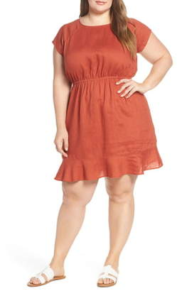 Linen Dresses Plus Size - ShopStyle
