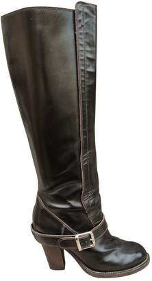Chloé Patent Leather Boots