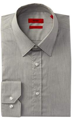 BOSS Elisha Slim Fit Dress Shirt