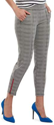 Hue Glen Plaid Loafer Skimmer Leggings