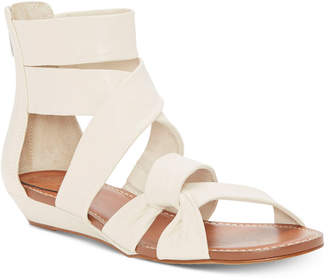 Vince Camuto Seevina Flat Sandals Women's Shoes
