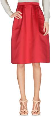Pinko Knee length skirts - Item 35323877BR