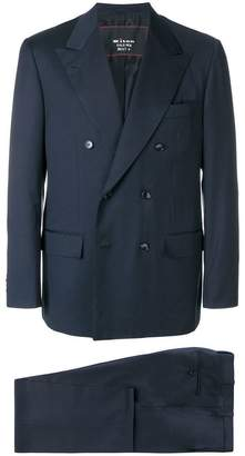 Kiton double breasted suit