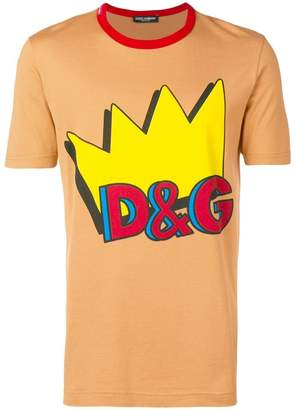 Dolce & Gabbana crown T-shirt