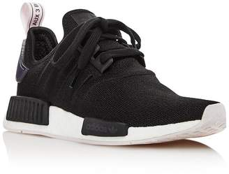 5874fc8a51aff adidas Women s NMD R1 Knit Lace Up Sneakers