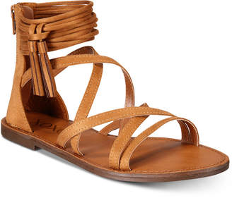 XOXO Cierra Flat Sandals Women's Shoes