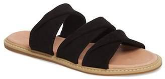 Caslon Cooper Slide Sandal (Women)
