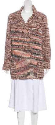 Missoni Long Sleeve Belted Cardigan