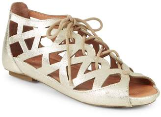 Gentle Souls Women's By Kenneth Cole Leather Sandals
